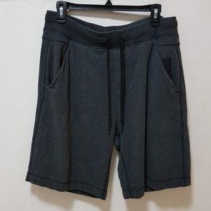 Lululemon Mens Shorts Sweatshorts Jogger Elastic M